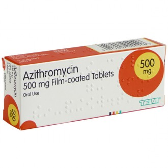 Buy Azithromycin Tablets & Suspension online