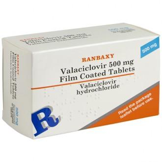 Buy Valaciclovir 500mg Tablets online
