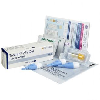 Buy Low Testosterone Gel Treatment Online - UK Pharmacy