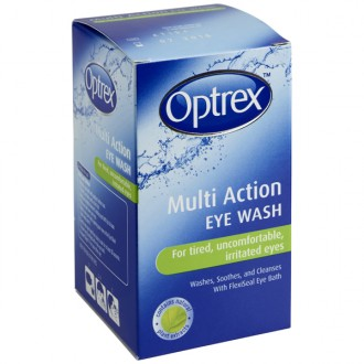 Buy Optrex Multi Action Eye Wash online