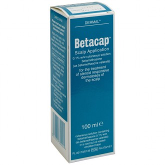 Buy Betacap 0 1% Scalp Solution Online - Dry & Itchy Scalp Treatment