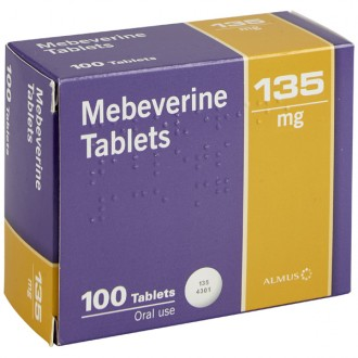 Mebeverine 135mg Tablets