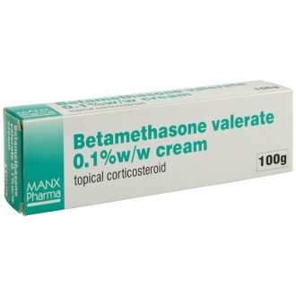 Betamethasone 0.1% Cream