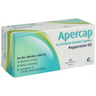 Buy Apercap Peppermint Oil Capsules online