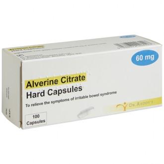 Buy Alverine Citrate 60mg (Spasmonal) Capsules Online For IBS Symptoms — UK  Pharmacy