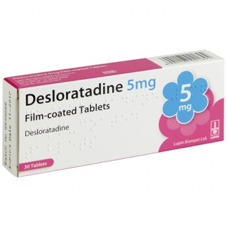 Clarinex desloratadine 5mg tablets