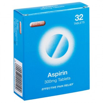 Buy Aspirin 300mg Tablets & Dispersible Tablets online