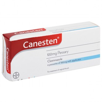 Buy Canesten Pessary (100mg, 200mg & 500mg) online