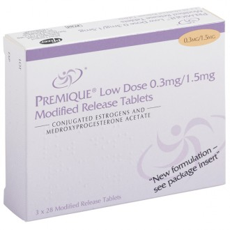 Premique Low Dose Tablets
