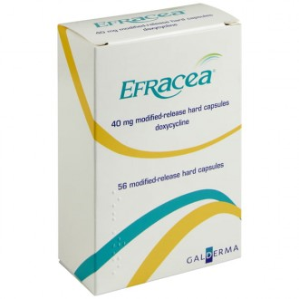 Buy Efracea 40mg Modified-Release Capsules online