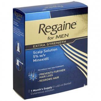 Buy Regaine Extra Strength Solution online