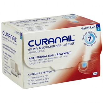 Buy Curanail 5% Nail Lacquer online