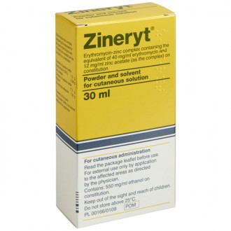 Zineryt Lotion
