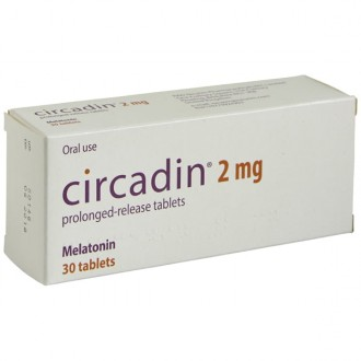 Circadin (Melatonin) 2mg Tablets