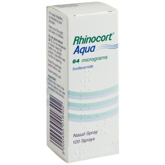 Buy Rhinocort Nasal Spray online