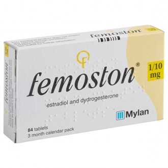 Femoston 1/10mg Tablets