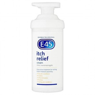 Buy E45 Itch Relief Cream online