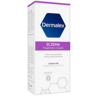 Dermalex Eczema Treatment Cream 100g