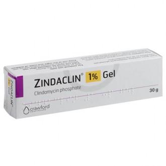 Zindacin 1% Gel