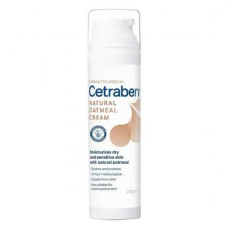 Cetraben Oatmeal Cream 190g