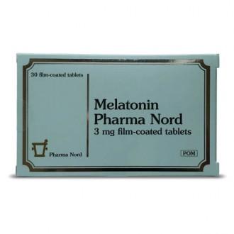 Melatonin 3mg Tablets Pharma Nord