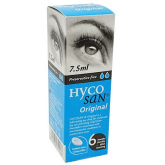 Buy Hycosan Original Eye Drops online