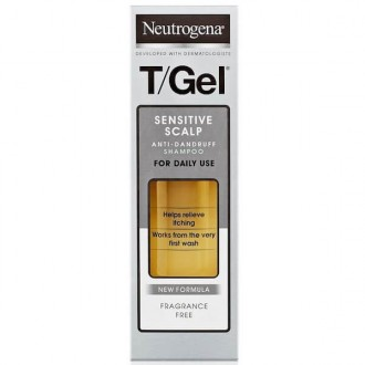 Buy Neutrogena T/Gel Shampoo (Sensitive Scalp) online
